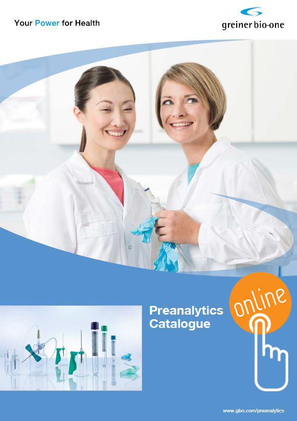 Online Preanalytics Catalogue